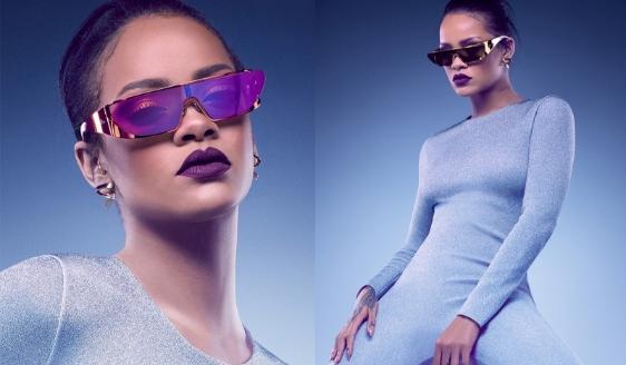 A Moda dos óculos de sol Christian Dior