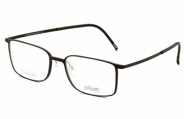 7386404705d61 Óculos Receituário Silhouette Urban Lite Fullrim 2884 40 6054 ...