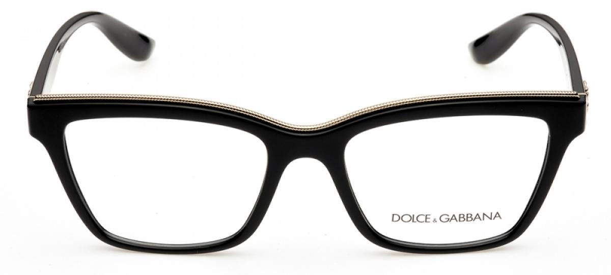Thumb Óculos de Grau Dolce & Gabbana Devotion 5064 501