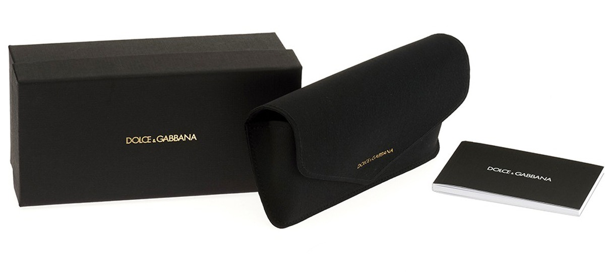 Thumb Óculos de grau Dolce & Gabbana Faced Stones 5025 504
