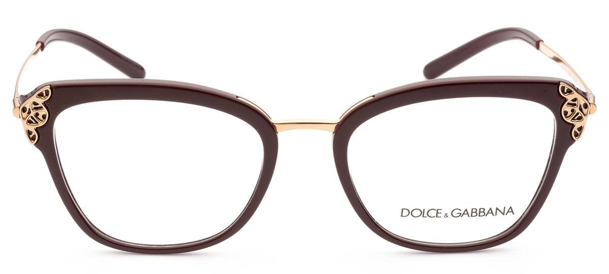 Thumb Óculos de Grau Dolce & Gabbana Filigree & Pearls 5052 3091