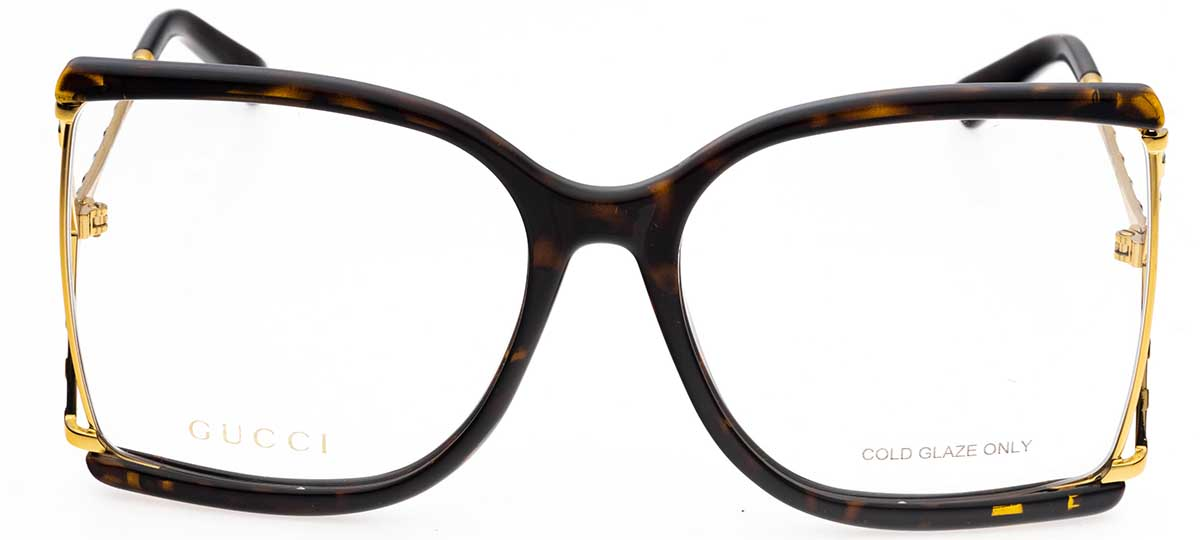 Thumb Óculos de Grau Gucci 0592O 002