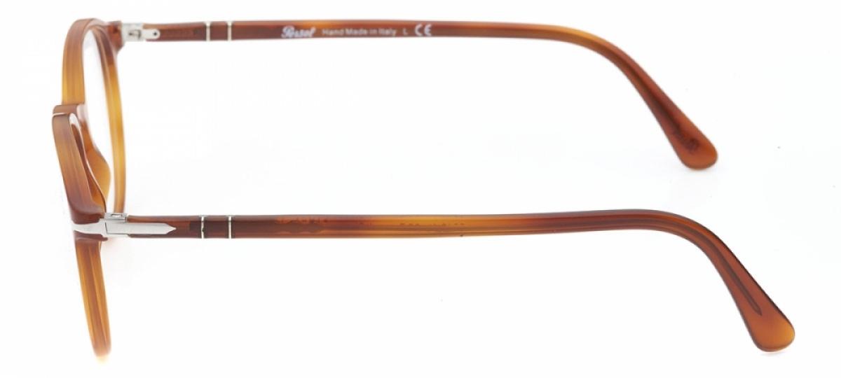 Thumb Óculos de Grau Persol Galleria 3218-V 96 Terra di Siena