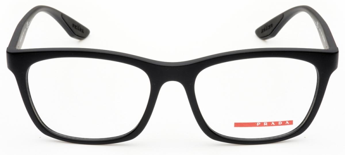 Thumb Óculos de Grau Prada Linea Rossa 02NV DG0-1O1