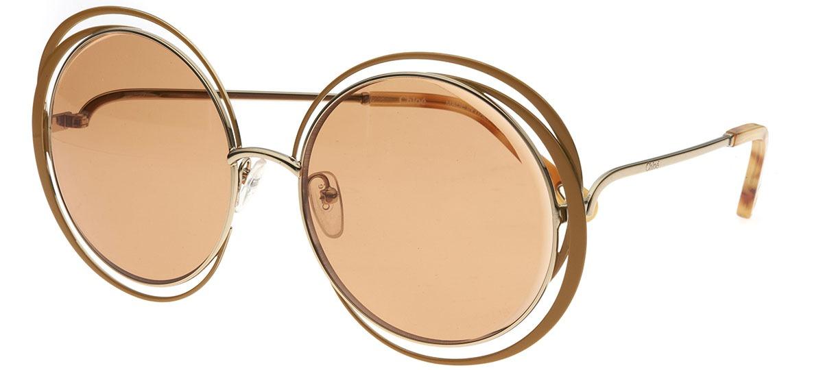 Óculos de Sol Chloé Carlina 155s 848