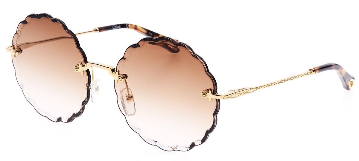 Óculos de Sol Chloé Rosie 142s 742   Ótica Mori 658b1bade8