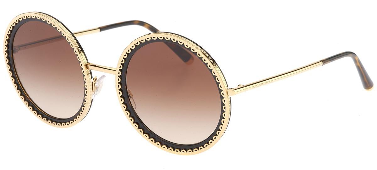 f8c0f984c dourado / marrom dourado / marrom. rose rose. Thumb Óculos de Sol Dolce &  Gabbana Cuore ...