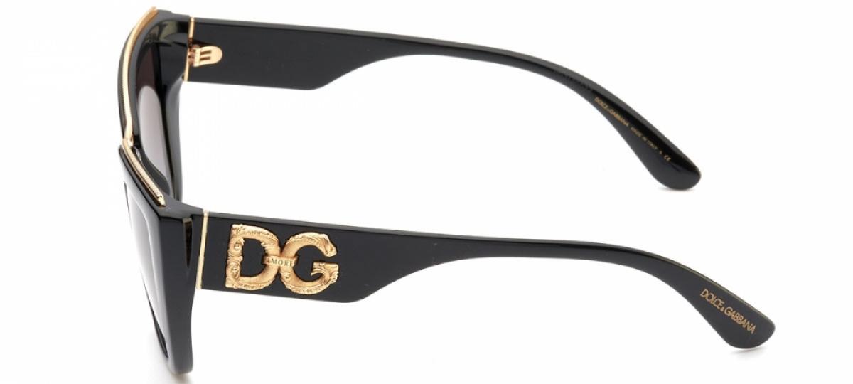 Thumb Óculos de Sol Dolce & Gabbana Devotion 6144 501/8G