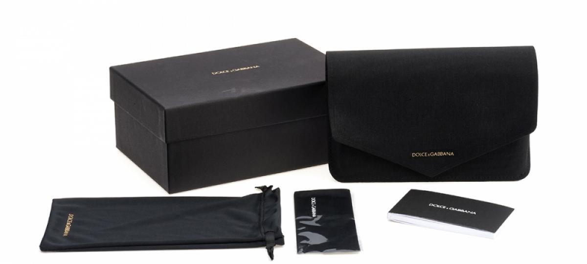Thumb Óculos de Sol Dolce & Gabbana Monogram 6142 3291/87