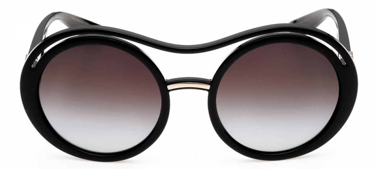 Thumb Óculos de Sol Dolce & Gabbana Monogram 6142 501/8G