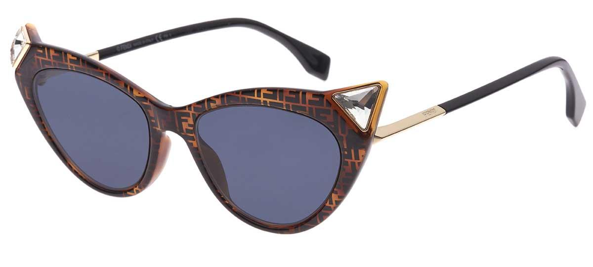Óculos de Sol Fendi Iridia 0356/s 086KU