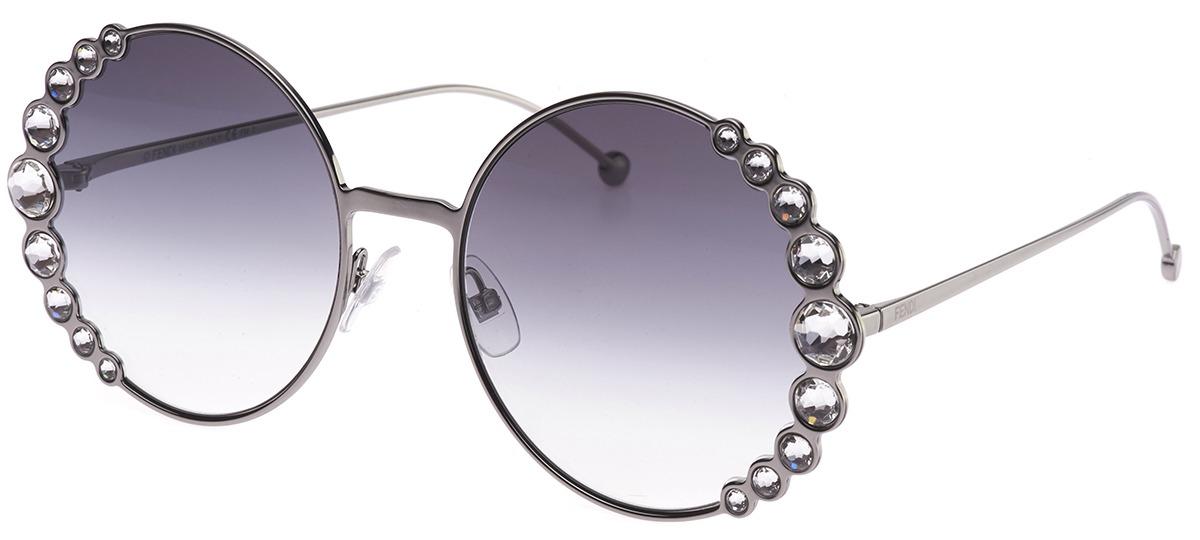 Óculos de Sol Fendi Ribbons & Crystals 0324/s 6LB9O