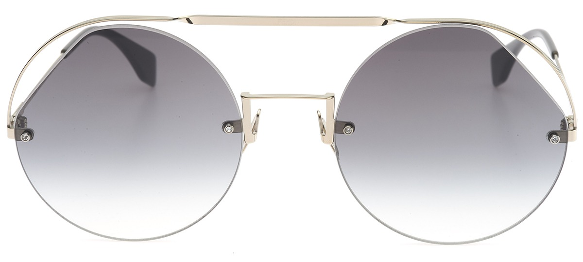 Óculos de Sol Fendi Ribbons & Crystals 0325/s KB79O