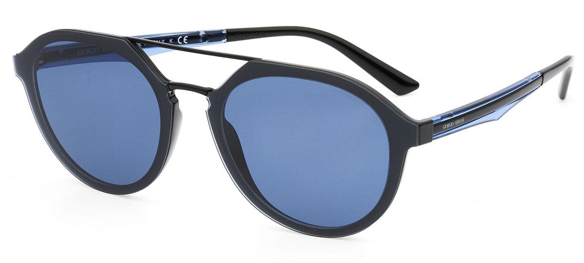 preto / azul