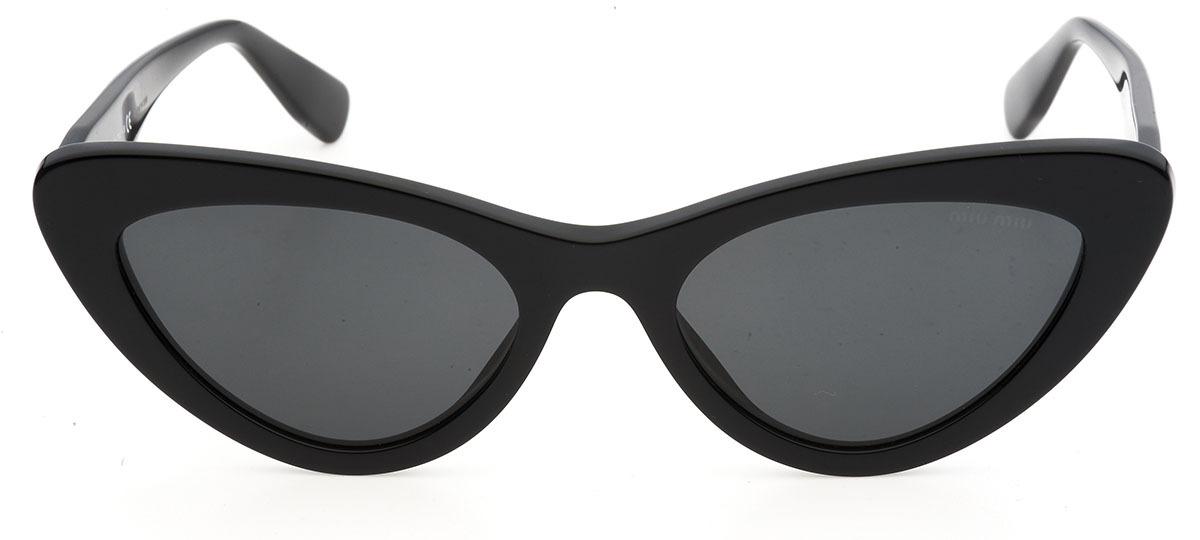 Thumb Óculos de Sol Miu Miu Crystal Teardrops 01vs 1AB-5S0