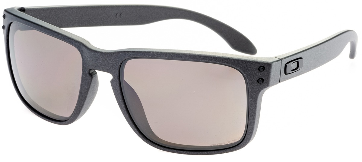 cinza cinza · preto preto · Óculos de Sol Oakley Holbrook 9102-B5 ... f61af26280
