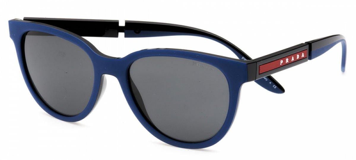 azul / preto