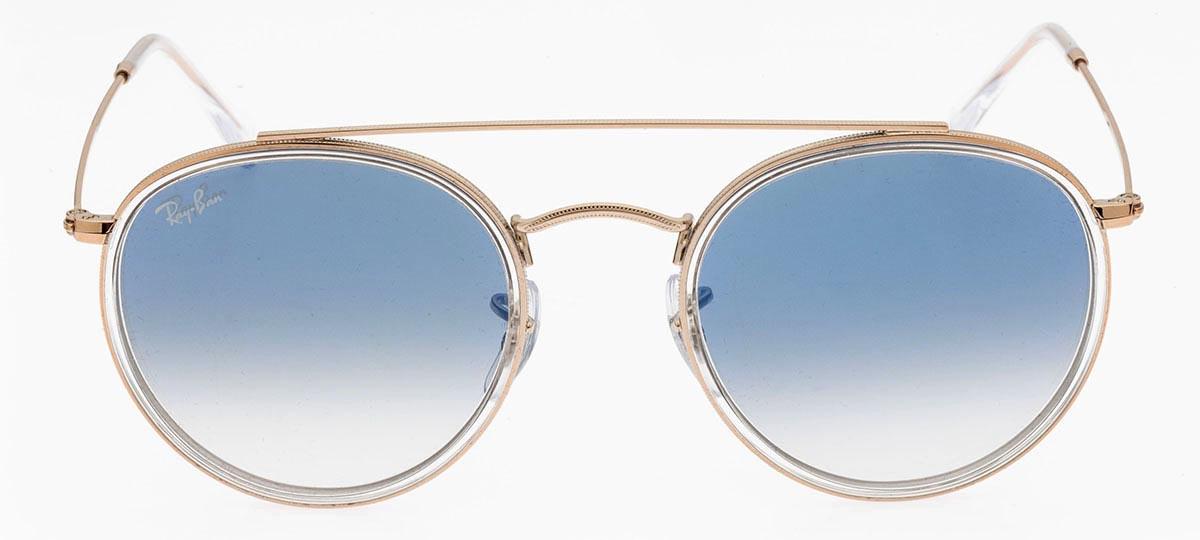 Thumb Óculos de Sol Ray Ban Double Bridge 3647-N 9068/3F