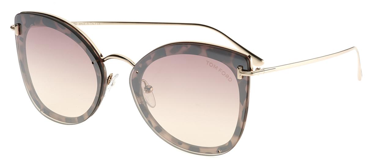 fed5729ee7265 Óculos de Sol Tom Ford Charlotte 657 55Z   Ótica Mori