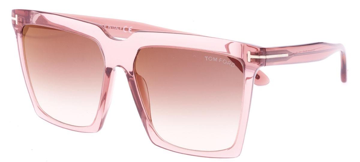 rosa transparente