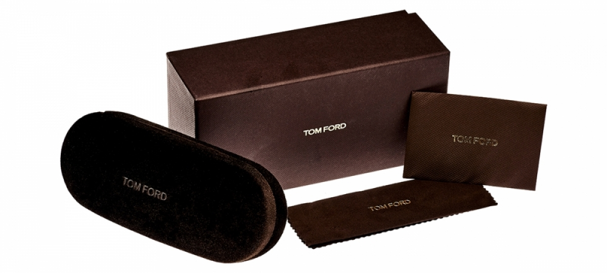 Thumb Óculos de Sol Tom Ford Wyatt 871 01B