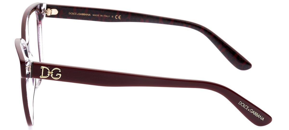 Thumb Óculos Receituário Dolce & Gabbana Devotion 3321 3233