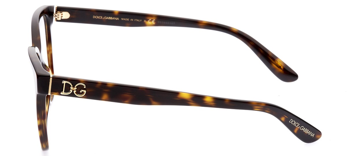 Thumb Óculos Receituário Dolce & Gabbana Devotion 3321 502