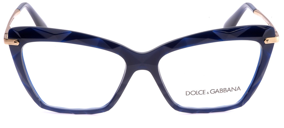 Thumb Óculos de grau Dolce & Gabbana Faced Stones 5025 3094