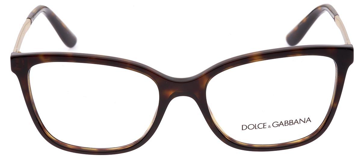 Thumb Óculos de grau Dolce & Gabbana Gros Grain 3317 502