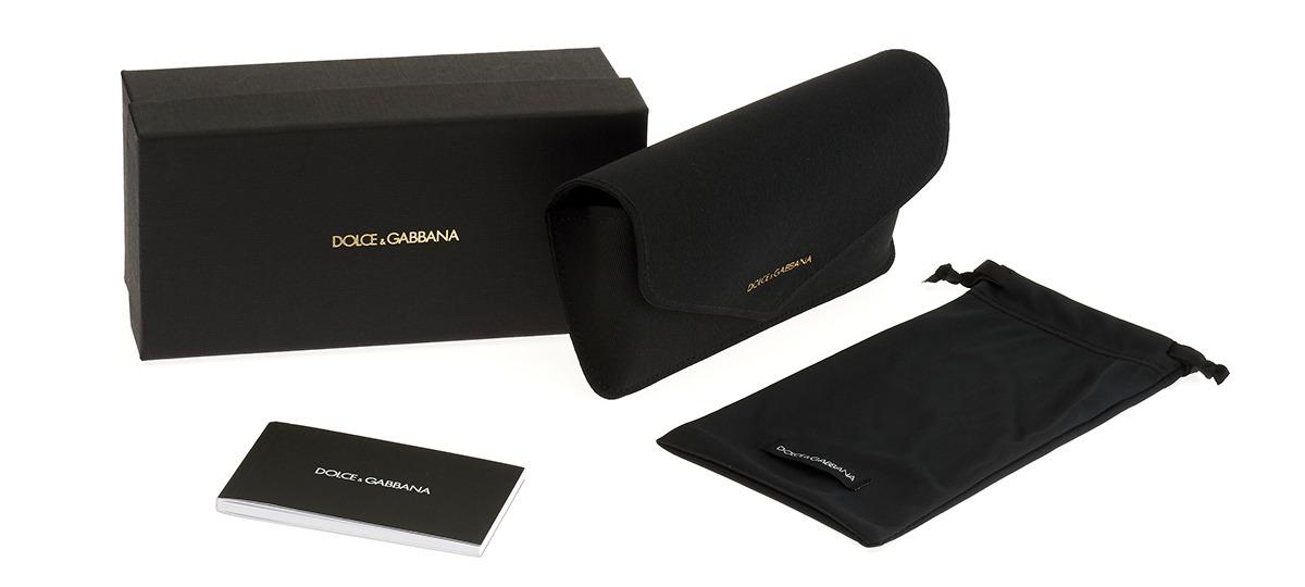 Óculos Receituário Dolce & Gabbana Stones & Logo Plaque 5041 501
