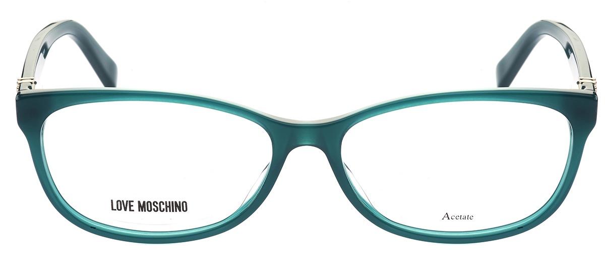 Óculos Receituário Love Moschino 522 1ED