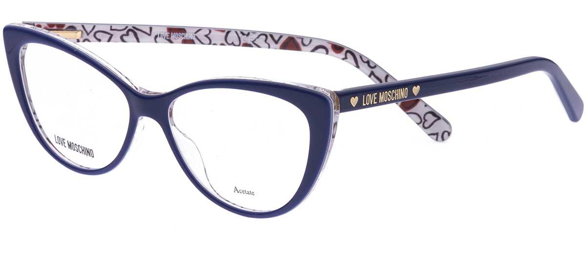 Óculos Receituário Love Moschino 539 S6F