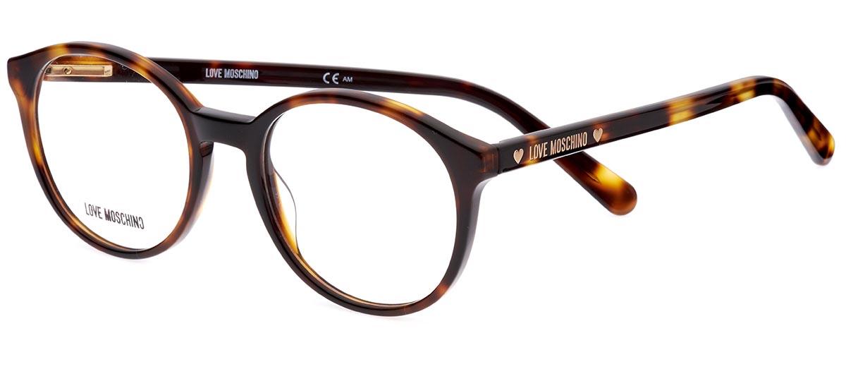 Óculos Receituário Love Moschino 540 086