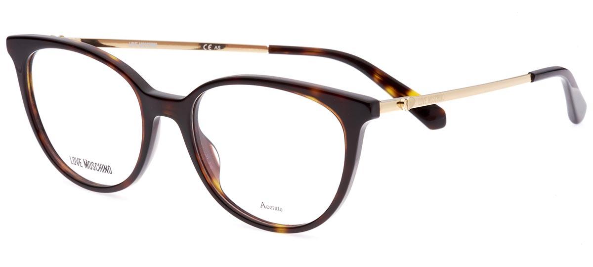Óculos Receituário Love Moschino 549 086