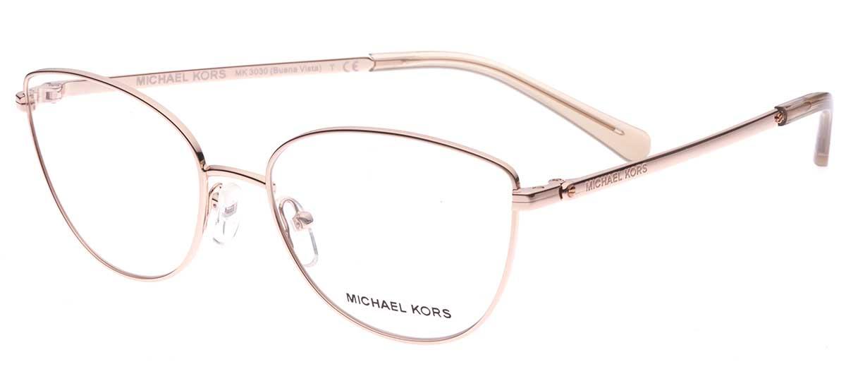 Óculos Receituário Michael Kors Buena Vista 3030 1108