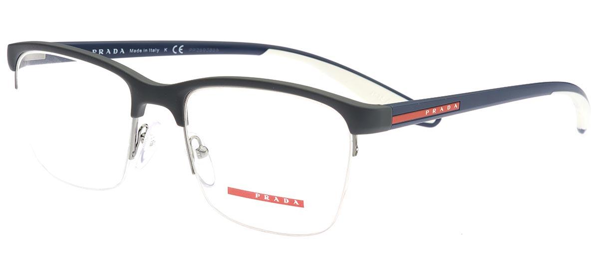 Óculos Receituário Prada Linea Rossa Core Collection 02LV TFZ-1O1