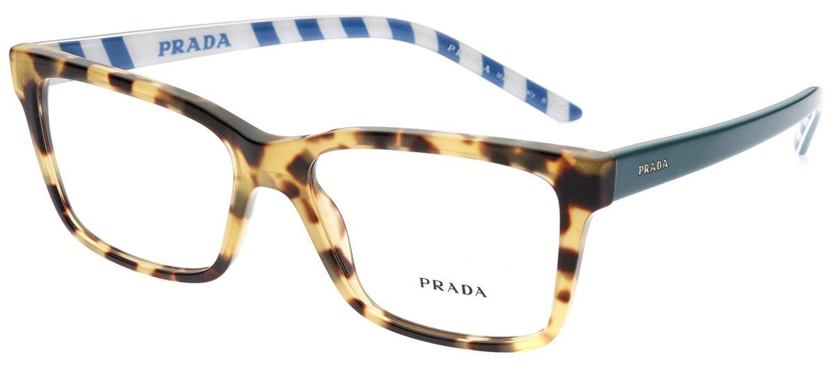 Óculos Receituário Prada Millennials 17VV 7S0-1O1