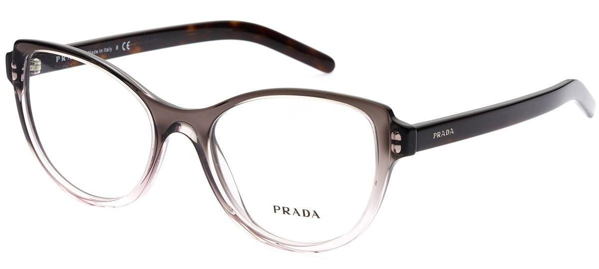 Óculos Receituário Prada Postcard Evolution 12VV 487-1O1