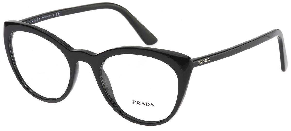 Óculos Receituário Prada Ultravox Evolution 07vv 1AB-1O1