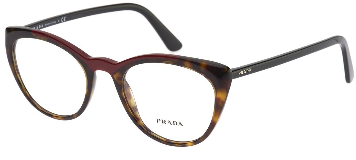 Óculos Receituário Prada Ultravox Evolution 07vv 320-1O1