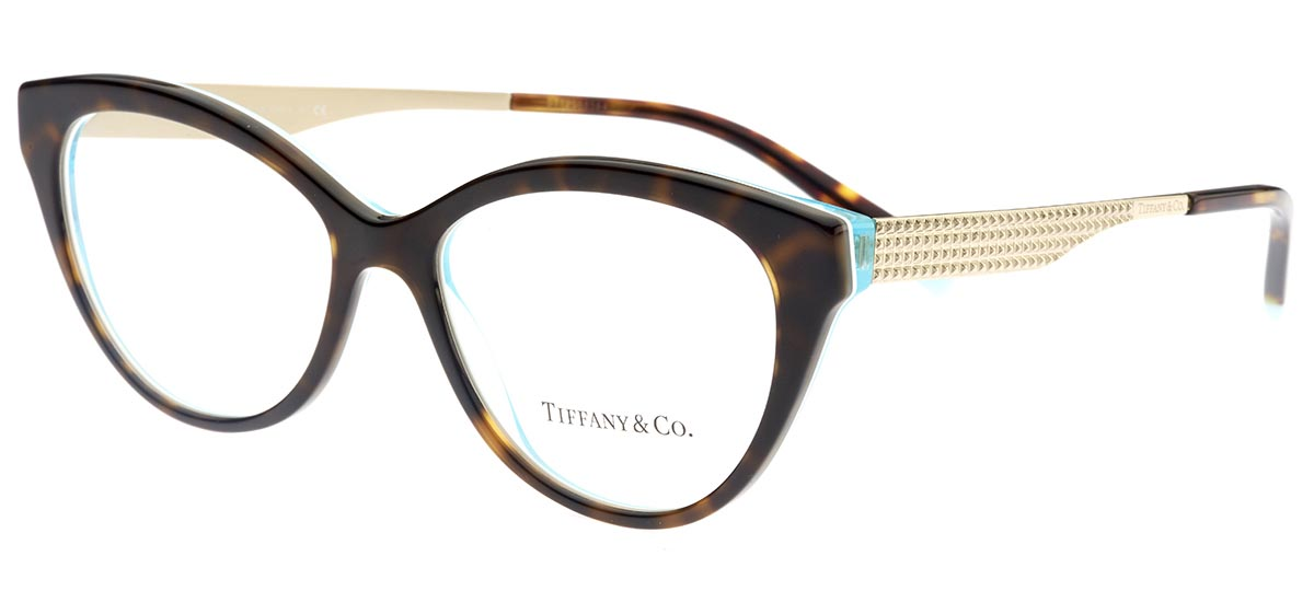 Óculos Receituário Tiffany & Co. Diamond Point 2180 8275