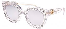 f59c1745011dc Óculos de Sol Estilo do Óculos Quadrado Tipo da lente Espelhado ...