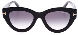 Óculos de Sol Tom Ford Slater 658 01B