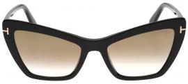 Óculos de Sol Tom Ford Valesca-02 555 01G