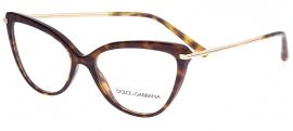 aaae8a9b40f5e Óculos Receituário Dolce   Gabbana 3295 502
