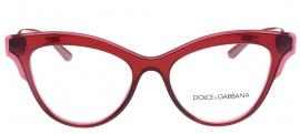 Óculos Receituário Dolce & Gabbana Double Line 3313 3211