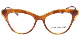 Óculos Receituário Dolce & Gabbana Double Line 3313 3212