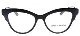 Óculos Receituário Dolce & Gabbana Double Line 3313 501