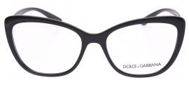 Óculos Receituário Dolce & Gabbana Essential 5039 501
