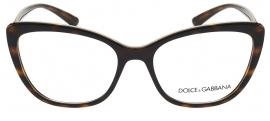 Óculos Receituário Dolce & Gabbana Essential 5039 502